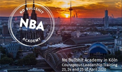 No Bullshit Academy - Leadership Training (NBA)